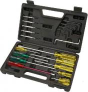 SCREWDRIVER SET 20PC STANLEY MECHANICS (T186) 65-750A