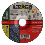 DISC ALL IN ONE D/C 127X2.2X22 FLEXOVIT  7212522
