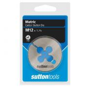 BUTTON DIE CARBON M16 X 2.0 X2.0 OD 006505
