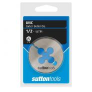 BUTTON DIE CARBON UNC 9/16 X 2'' OD   036489