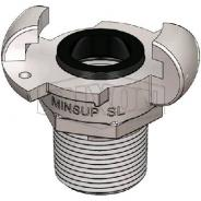 MINSUP M SURELOCK 013/14 25MM  08/013/14/000