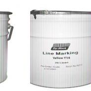 DYMARK LINEMARKING PAINT 20LTR YELLOW 41012005