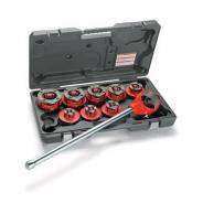 RIDGID RATCHET THREADER SET 12-R  1/2 - 2'' BSPT  65255