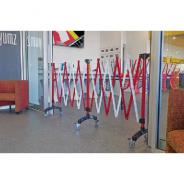BARRIER EXPANDER PORTA-GUARD 6MTR RED/WHITE BPG600RW