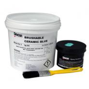 DEVCON BRUSHABLE CERAMIC BLUE 1KG  D11765