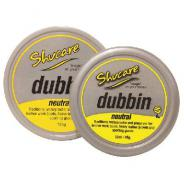 DUBBIN WATERPROOFER NEUTRAL 125G TIN  DB00125
