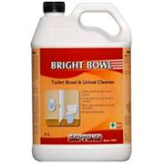 TOILET CLEANER BRIGHT BOWL 5LTR  HDBB5
