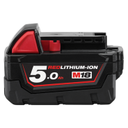 MILWAUKEE BATTERY 18V X 5Ah M18B5