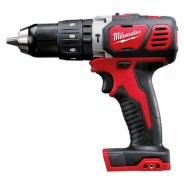 MILWAUKEE HAMMER DRILL DRIVER 18V 13mm SKIN  M18BPD-0