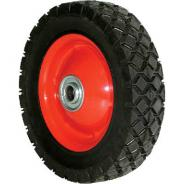 WHEEL RUBBER SEMI PNEU 150MM X 35W X 1/2B SP6663