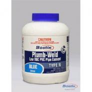 BOSTIK PVC PIPE CEMENT BLUE TYPE N 500ML    078344