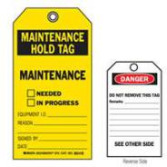 BRADY 86535 TAG HOLDER PKT=10