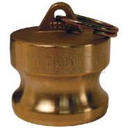 PLUG DUST BRONZE CAMLOK 334A GP 50MM  BR200DP