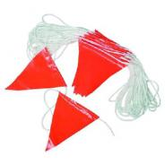SAFETY FLAGS ORANGE 30M ROLL NON REF TM-BUNT