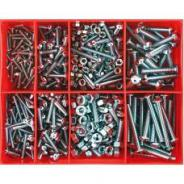 CHAMPION MACHINE SCREW & NUT ASSORTMENT  CA290