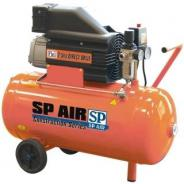 SP AIR COMPRESSOR 2.5HP 50LTR DIRECT DRIVE SP12-50X