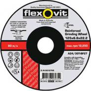DISC GRIND METAL 178X10X22  FLEXOVIT  6017810 *** NLA ***