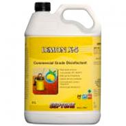 SEPTONE DISINFECTANT X-5 LEMON 5L HDLX5