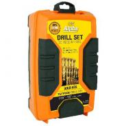 DRILL SET HSS AF 1/16-1/2 29PC ALPHA SI29PB