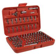 SECURITY BIT SET 100PC  EW-100