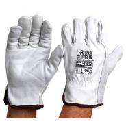 GLOVE DRIVERS COWHIDE B&F SMALL