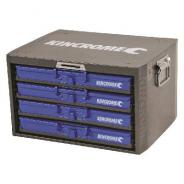 KINCROME MULTI STORAGE CASE 4 DRAWER K7614