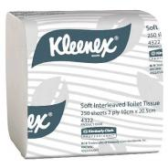 TOILET TISSUE 4322 INTERLEAVED 2PLY 36PKTS X 250SHT