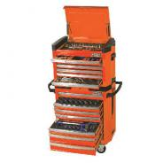 KINCROME TOOL KIT 208PC ORANGE  K1510O