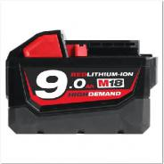 MILWAUKEE BATTERY 18V X 9Ah M18B9