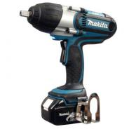 MAKITA IMPACT WRENCH KIT 18VLT 1/2D  DTW450RFE