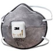 3M RESPIRATOR 3M 9923V GP2 VALVED (BOX 10)  WX700901902