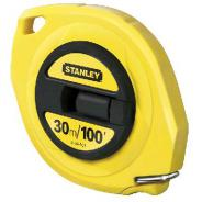 TAPE MEASURE STANLEY LONG 30M/100FT 0-34-107
