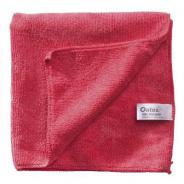 OATES CLOTH MICROFIBRE 400X400 RED  MF-034R