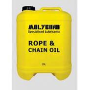 MOLYBOND WIRE AND CHAIN OIL 20 LTR RCO RG202589
