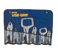 PLIERS LOCKING VISE GRIP SET 6PC   2076709  NLA