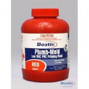 BOSTIK PVC PRIMER 500ML RED   045683
