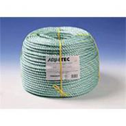 ROPE AQUATEC 8mmx250m GREEN  ROS0819