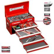 SIDCHROME 139 PIECE METRIC TOP CHEST KIT SCMT10157