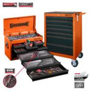 SIDCHROME TOOL KIT 262 Pc METRIC / AF SCMT10159O (ORANGE)