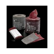 ROLL SCOTCHBRITE MAROON  60SHT   XE006000634