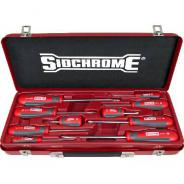 SCREWDRIVER SET 10PC SIDCHROME  SCMT29102