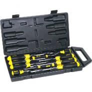 SCREWDRIVER SET 10PC CUSH GRIP STANLEY  65-005