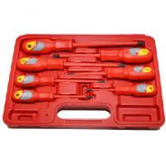 SCREWDRIVER SET 1000V 7PC T&E   A78017