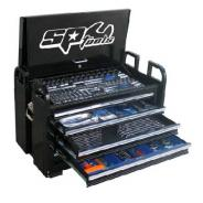 SP TOOL KIT FIELD SERVICE 306PC METRIC/SAE  SP50115