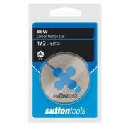 BUTTON DIE CARBON BSW 1/2