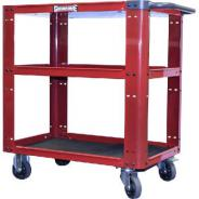 SIDCHROME TROLLEY 3 TIER  SCMT50350