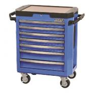 KINCROME TOOL TROLLEY 7 DRAWER BLUE  K7747