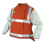JACKET WELDING PROBAN LEATHER SLEEVE WAKPJ30CSL LGE