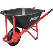 WHEELBARROW CONTRACTORS POLY TRAY 100LTR  W300P-HSRWRS