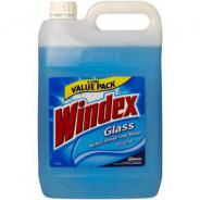 WINDEX GLASS CLEANER 5LTR  105238